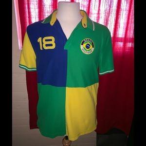 Tommy Hilfiger Brazil polo